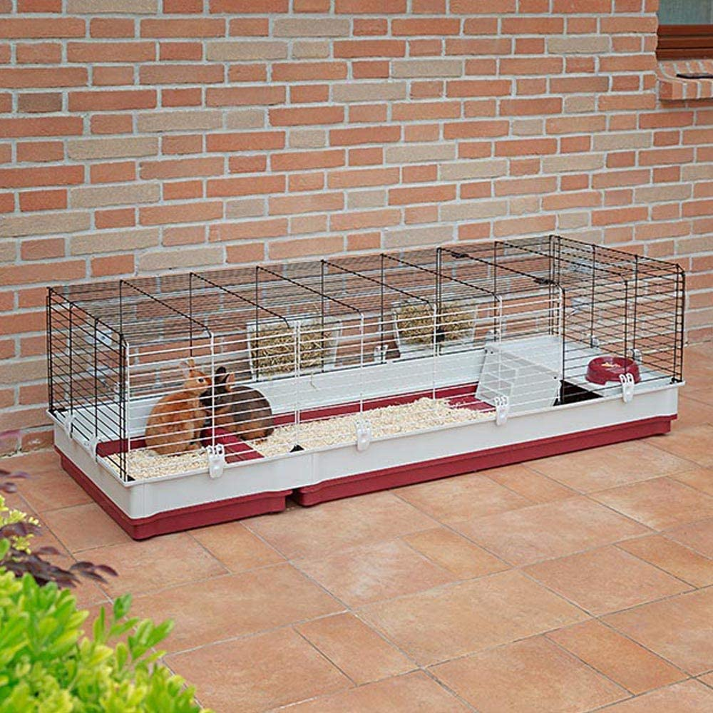 Cage ferplast barreaux lapin