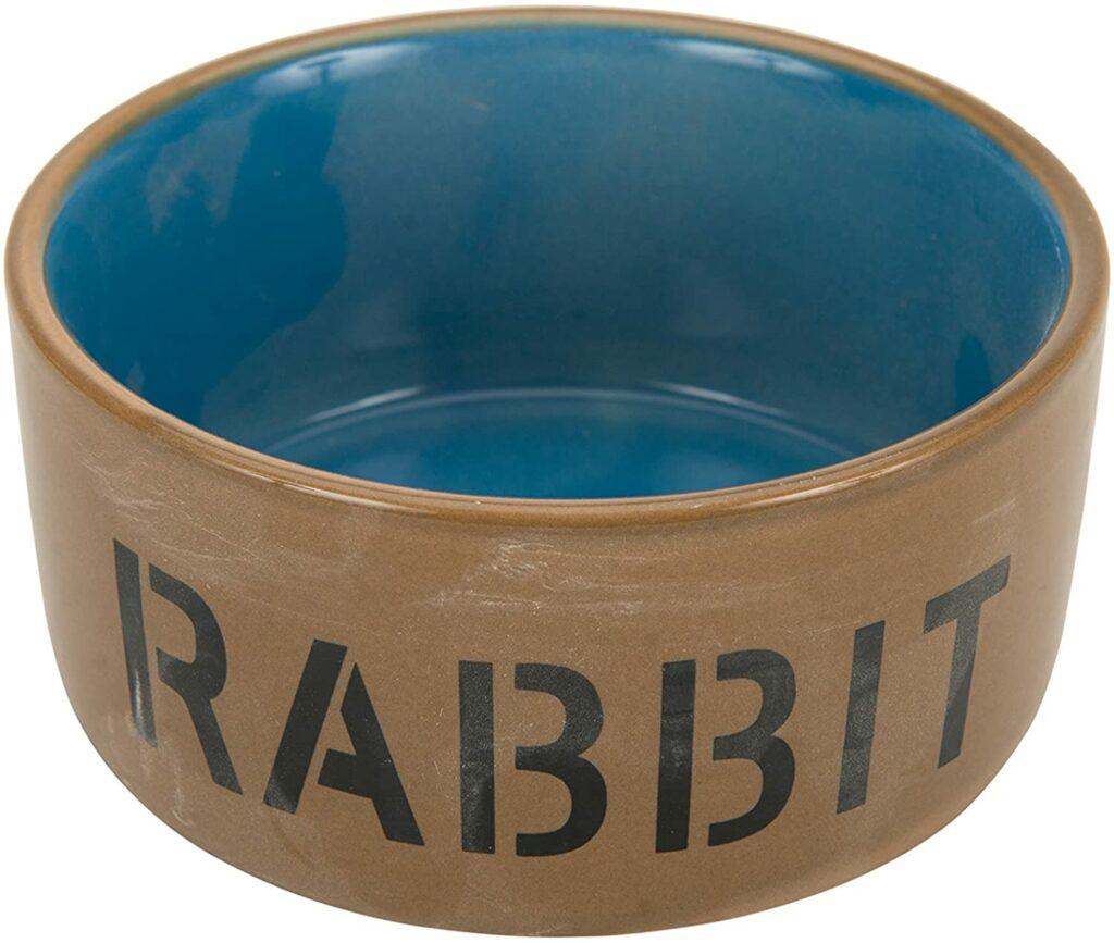 écuelle-gamelle céramique lapin nain
