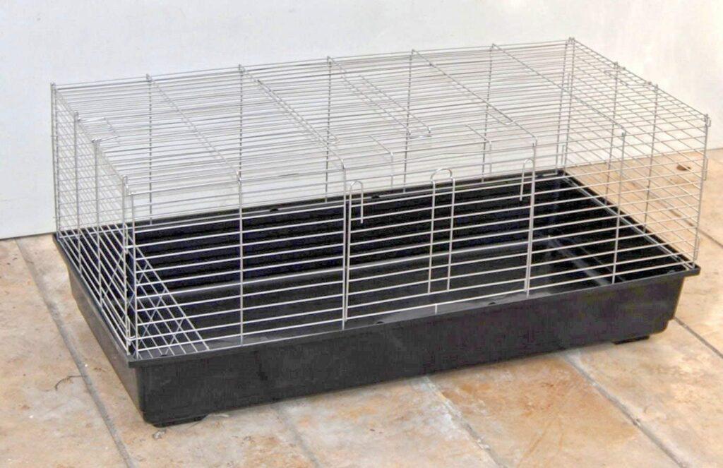 cage lapin pas chère MPS