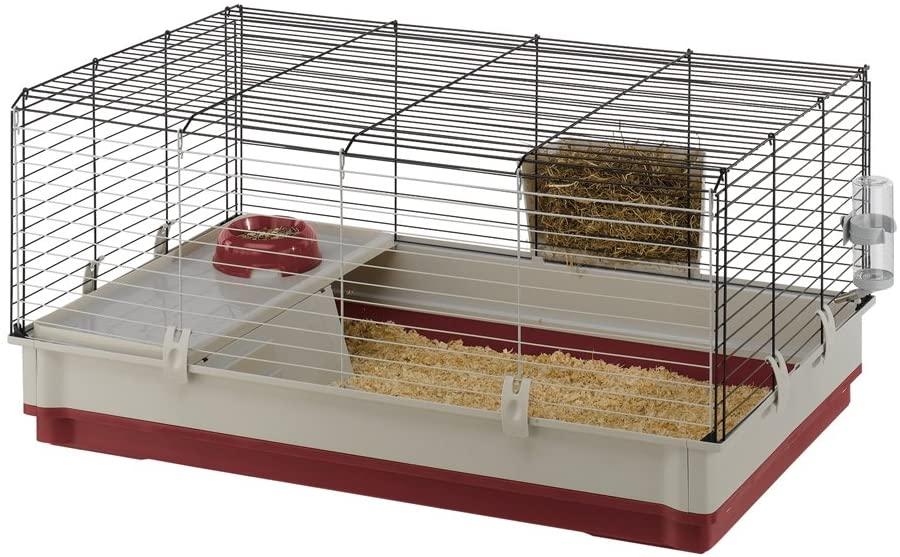 cage lapin pas cher ferplast
